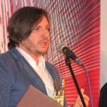 Arkadiusz Gołębiewski. Laureat nagrody 2013