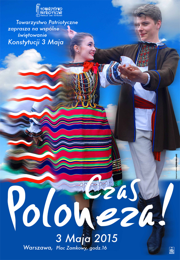 Plakat Polonez2015