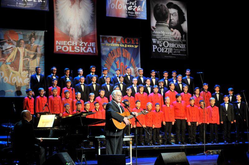 Koncert Niepodleglosci Towarzystwa Patriotycznego