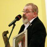 Prof. dr hab.Aleksander Nalaskowski. Laureat nagrody 2019.